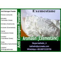 Cheap White powder Anti Estrogen Steroids Aromasin ( Exemestane ) For Steroid Cycle PCT107868-30-4 for sale