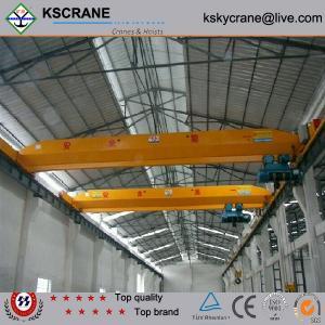 Cheap 2ton Single Girder Overhead Crane for sale