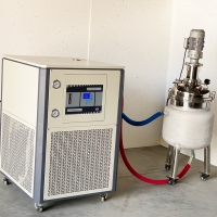 Cheap China Henan Touch Science Lab Instruments 30L 80 C 80C -80 -80C Low Temperature Recirculating Chiller for sale
