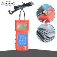 Cheap OC-680 High precision Ultrasonic thickness gauge with measuring range of 1~300mm for sale