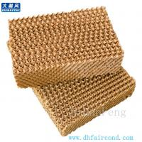 China DHF 5090 cooling pad/ evaporative cooling pad/ wet pad on sale