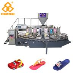 Cheap Energy Saving PVC PCU Slipper Making Machine For Children's Cartoon Shoe Slipper Sandal Sole for sale