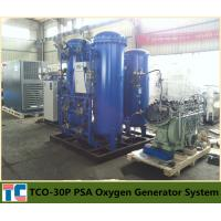 Industrial / Hospital  Oxygen Gas Generator , Oxygen Generating Systems 5Nm3/hr