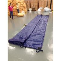 Buy cheap Custom Heavy Duty Tarpaulin PVC For Truck Or Train Covers , High Tensile from wholesalers