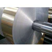 Cheap Cladding Alloy 1050 Heat Exchanger Aluminium Strip Foil For Finned Tubes Fabrication for sale