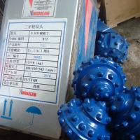 "China High Quality  6"" IADC 437 Well used Tricone rock drill bits for sell that customer trust"
