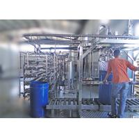 Cheap PET / PP  Aseptic Filling Equipment 380V Man - Machine Interface And PLC Control for sale