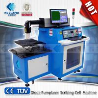 China How much price for Diode pump laser scribing-cell machine/diode laser scribing-cell machine/solar cell scribing machine on sale