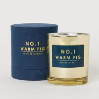 Different Color Natural Soy Wax Candles With Colorful Folding Box Or Gift Box Packing for sale