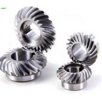 Cheap sprial bevel gears for transmission gearbox High Quality Ball Mill Pinion Gear made in China for sale