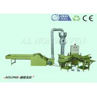 110V-380V Cotton Automatic Bale Opener /  Opening Machine for Pillow Flling Manufactures
