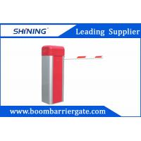 2mm Security Parking Vehicle Barier Gate For Traffic Access Control System