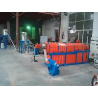 Cheap Filler Masterbatch Plastic Granules Making Machine Twin Screw Extruder CE SGS for sale