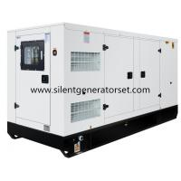 Cheap 60hz 150kva Cummins Diesel Generator Set With Three Phase / Four Lines for sale