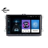 Cheap Car Stereo Radio Volkswagen DVD Player 9 Inch Android 9.0 1024*600P Screen for sale