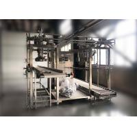 Cheap Orange Juice Aseptic Filling Machine Packaging System High Effective Juice Packaging Line for sale