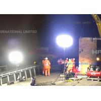 China 3000 W Construction Lights Metal Halide Lamp For Railway Build Project on sale