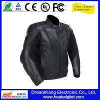 Cheap Best textile motorcycle heated jacket for sale