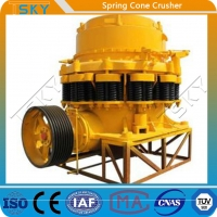 Cheap PYDT1750 Spring Cone Crusher High Efficiency Stone Crushing Machine for sale
