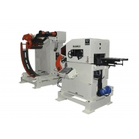 Buy cheap 22m/min Three In One Decoiler Straightener Feeder from wholesalers