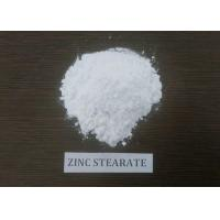 White Coloured Zinc Stearate In Rubber Compounds Not Containing Electrolyte