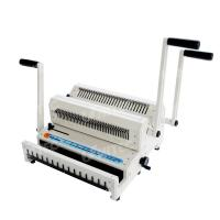 Cheap Wire 3:1 + 2:1 Binding Machine WW2500  with CE Certificate for sale