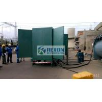 Buy cheap Vacuum Processing Transformer Oil Purification Machine Convenient Transport Type from wholesalers