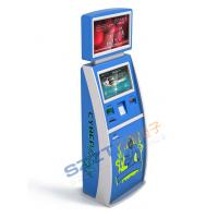 ZT2188 OEM Card Dispenser & Bill Payment Kiosk Design with Deposit and Wthdraw Bank Note