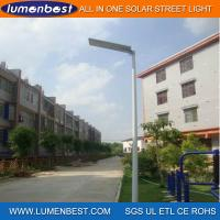 Cheap High Quality 60W Solar LED Street Light for Outdoor Lighting for sale