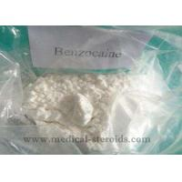 Cheap Benzocaine Local Anesthetic Drugs 94-09-7 , Pharma Grade Raw Steroid Powder for sale