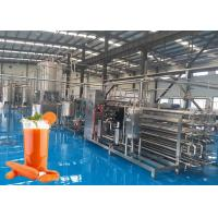 Cheap Large Scale  Carrot Processing Plant Vegetable Processing Equipment Juice Concentration for sale