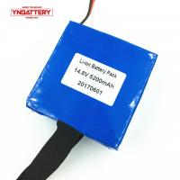 Cheap lithium battery pack 14.8v 5200mAh good performance for scout flash for sale