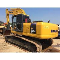 Buy cheap Japan Original Komatsu crawler excavator 22 tonnage bucket 1m3 with water from wholesalers