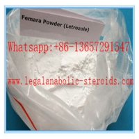 Cheap 99% High Purity Femara Pharmaceuticals Letrozole for Muscle Body Building CAS: 112809-51-5 for sale