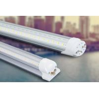Cheap 0.6M 9W 810LM T8 Led Tube Light Transparent / Milky White Cover CE Rohs Approval for sale