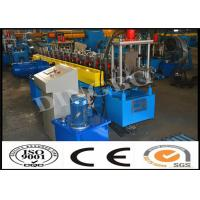 PLC Control System U Purlin Roll Forming Machine For Ancient Architectures Manufactures