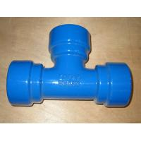 Cheap Ductile Iron Pipe Manufacturer with high-Aluminum cement mortar lining for sale