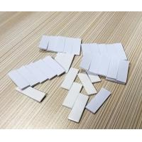 Cheap White Square Double Sided Foam Tape / Strong Pad Mounting Adhesive Tape for sale
