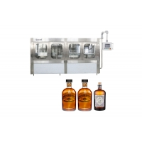Cheap CGF12125 10000bph 1l Beer Filling Machine for sale