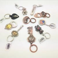 Buy cheap Small Cool Metal Souvenir Wine Beer Bottle Opener Keychain For Wedding Favour from wholesalers