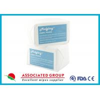 Buy cheap Disposable Non Sterile Gauze Pads Medical Care Hemostasis 100PCS / bag from wholesalers