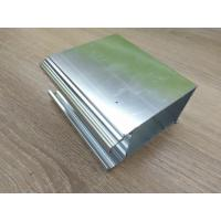 Cheap High Hardness Powder Coated Aluminium Extrusions Wear Resistance for sale