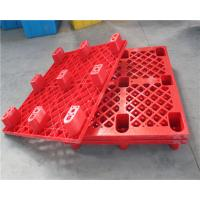 Cheap P1008 9 feet Very light weight nestable ISO export plastic shipping pallet for export to Singapore NZ, USA and Europe for sale
