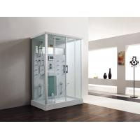 China Monalisa M-8275 steam and shower room steam and shower enclosure steam cabin European style shower with team on sale