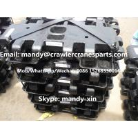 China SANY SCC1000C Track Shoe Pad for Crawler Crane Undercarriage Spare Parts on sale