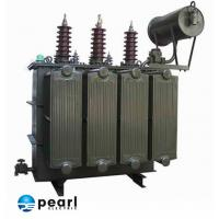 Cheap 11kV - 1250 KVA Oil Immersed Transformer Energy Saving Low Loss Economic for sale