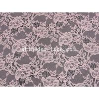 Mesh Flower Stretch Lace Fabric Nylon Spandex Materail Fashion Design SYD-0178