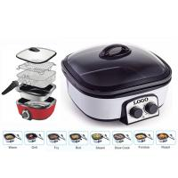 Cheap Tefal Electric Multi Pot Cooker Energy Efficient One Size 7 In One Retain Original Vitamin for sale