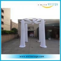 Cheap Aluminum Drape Support System for Wedding Backdrop Kits for sale