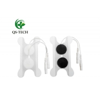 Cheap electric tens electrode pad /Swallowing tens electrodes for sale